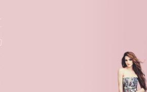 pink, Emma Watson, girl, actress