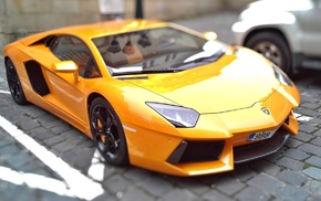 yellow, supercars, Lamborghini, wheels, luxury, fast cars