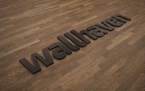 logo, wallhaven