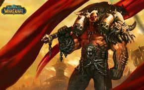 warrior, World of Warcraft