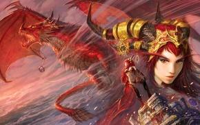 Alexstraza, dragon, World of Warcraft