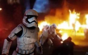 Star Wars Episode VII, The Force Awakens, Star Wars, fan art