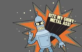 Futurama, Bender