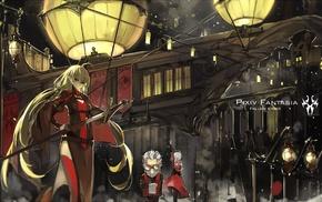 original characters, Pixiv Fantasia, Pixiv Fantasia Fallen Kings, Armeechef, anime