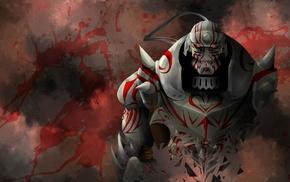 Elric Alphonse, anime, Full Metal Alchemist Brotherhood