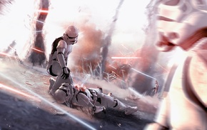 battle, Star Wars