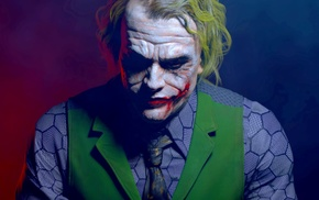Batman, Joker, Heath Ledger