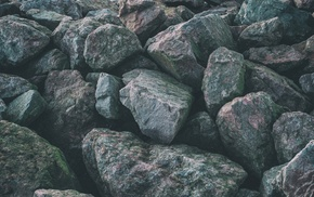 filter, nature, stones, rock, texture, photography