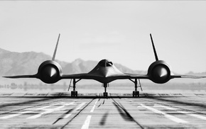 Lockheed SR, 71 Blackbird, airplane, military