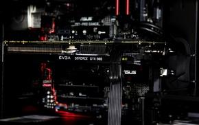 GPUs, hardware, EVGA, ASUS, computer, GeForce