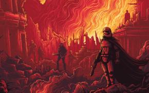 Star Wars, Dan Mumford, Star Wars Episode VII, The Force Awakens