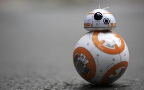 Star Wars Episode VII, The Force Awakens, BB, 8, Star Wars