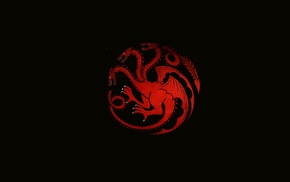 Game of Thrones, simple background, simple