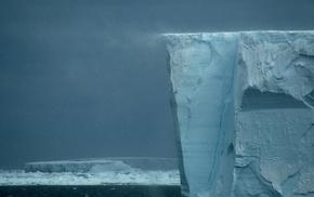 nature, iceberg