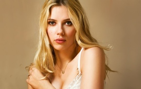actress, Scarlet Johansson