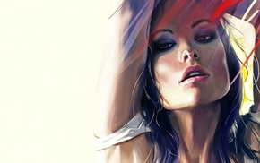Olivia Wilde, artwork