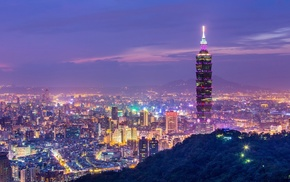 Taipei 101, urban exploring, Taiwan, city, architecture, Taipei
