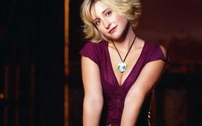 actress, Allison Mack, Smallville