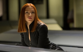 Black Widow, Scarlet Johansson