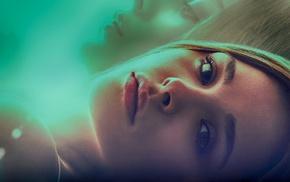 actress, closeup, Chlo Grace Moretz, blonde