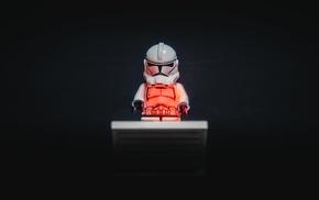 Star Wars, clone trooper, LEGO, toys