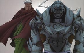 armor, Full Metal Alchemist, Elric Alphonse