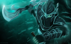 Dota, heroes, Phantom Assassin, Valve, Valve Corporation, Dota 2