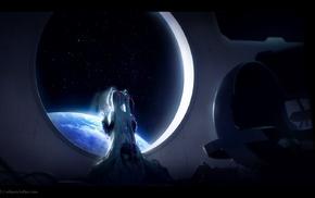 Vocaloid, anime, Hatsune Miku