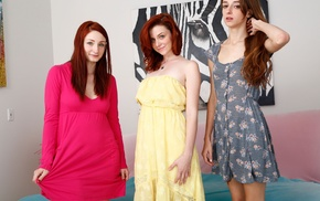 redhead, Emma Evins, Willow Hayes, Amateur Teen Kingdom, violet monroe