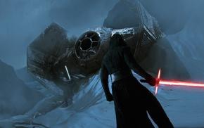 Star Wars The Force Awakens, Star Wars