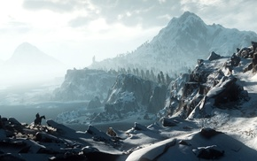 The Witcher, screen shot