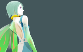 anime vectors, anime, Eureka character, anime girls, Eureka Seven