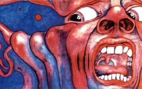 music, rock  roll, King Crimson