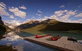 photography, Banff National Park, nature, Lake Louise