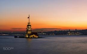 Istanbul, 500px, Turkey, Kz Kulesi, photography