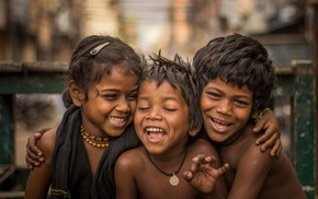 photography, happy, children