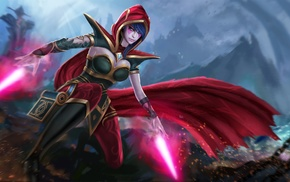 Lanaya, Dota 2, Dota, Valve, Templar Assassin, Defense of the Ancients