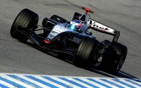 McLaren Formula 1, race cars, photography, Formula 1