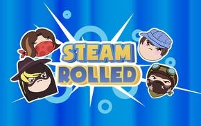 Steam Train, Ninja Sex Party, video games, Game Grumps, Egoraptor