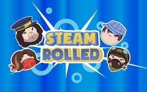 Steam Train, Egoraptor, Ninja Sex Party, video games, Game Grumps