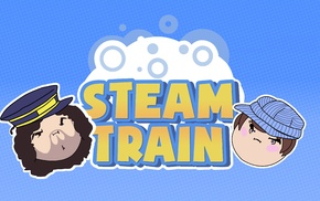 Ninja Sex Party, video games, Steam Train, Egoraptor, Game Grumps
