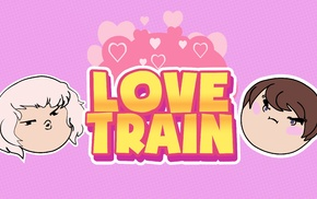 love, Steam Train, Ninja Sex Party, Egoraptor, Game Grumps, video games