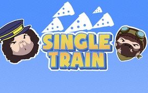 Ninja Sex Party, Steam Train, Game Grumps, video games, Egoraptor