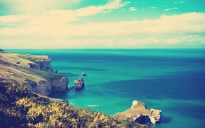 nature, water, coast, sea, summer, photography