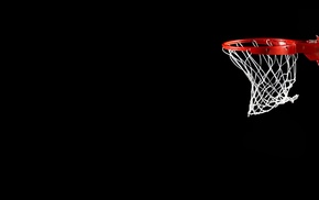 basketball, simple background, sports, nets