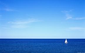 water, sailing, sailing ship, sea, boat, photography