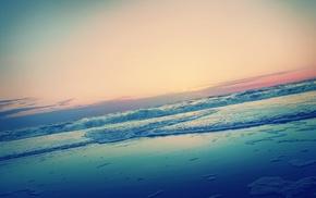 sea, beach, water, coast, photography