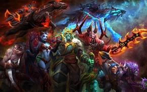 Wraith King, video games, Pudge, Valve, meepo, Valve Corporation