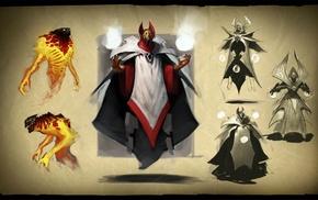 Dota 2, Invoker, Valve, Defense of the ancient, hero, Dota