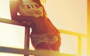 summer, shorts